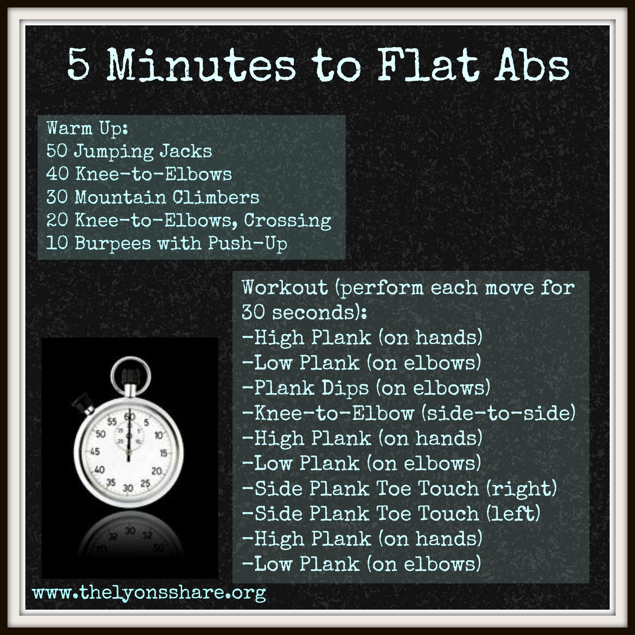 Total Abs Workout For Women Advanced Total Abs Workout