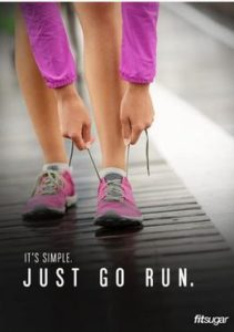 just go run - blog 7.11.13