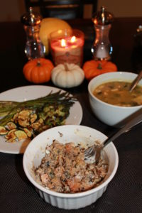 fall harvest soup meal