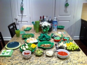 st pattys day 2013
