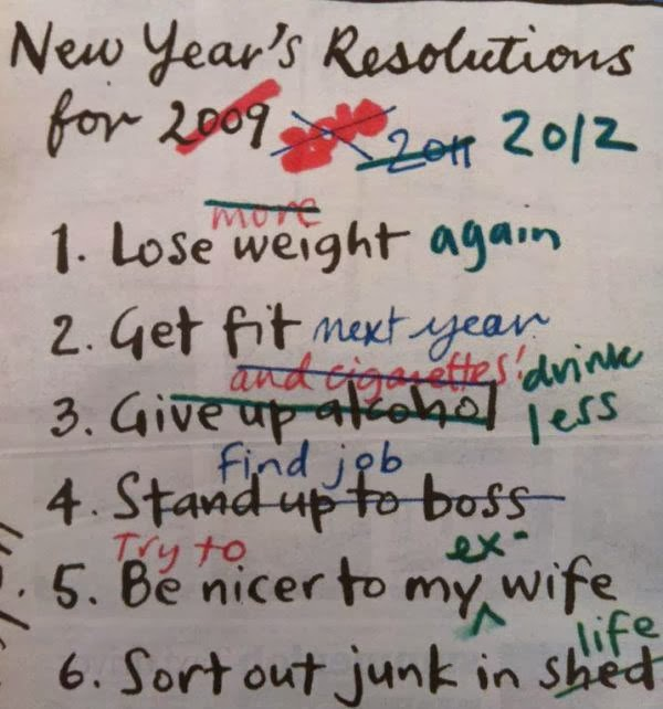 healthy new year s resolutions you can keep new years resolutions funny