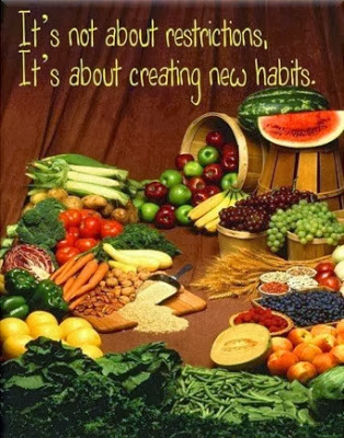 creating healthy habits2 - blog 1.20.14