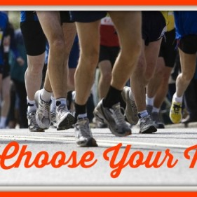 How to Choose Your Next Race