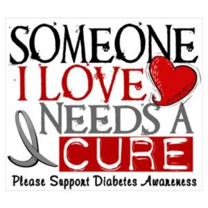 need a cure diabetes