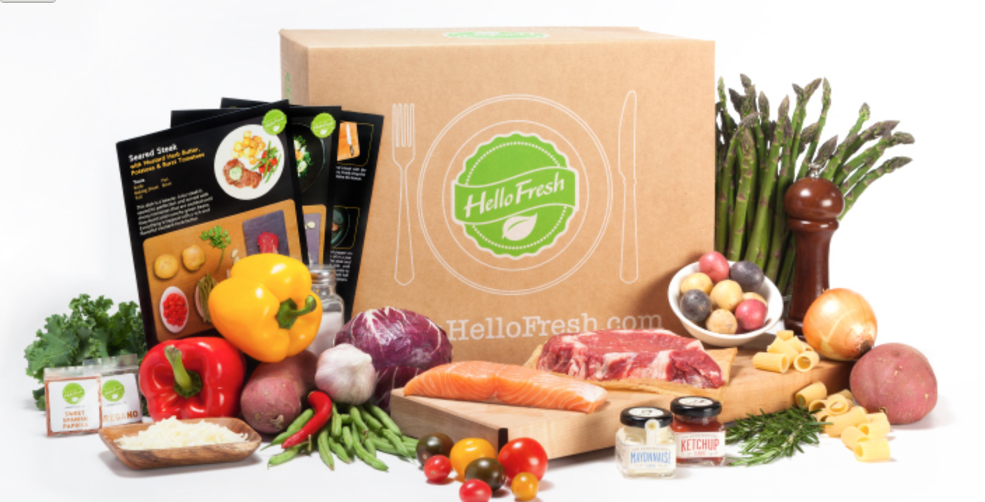 Rocket Internet Backed HelloFresh Raises $84.7M at $2.9B ...