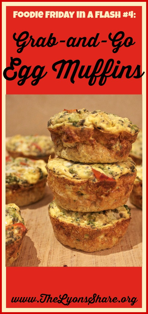 Grab and Go Egg Muffins 1