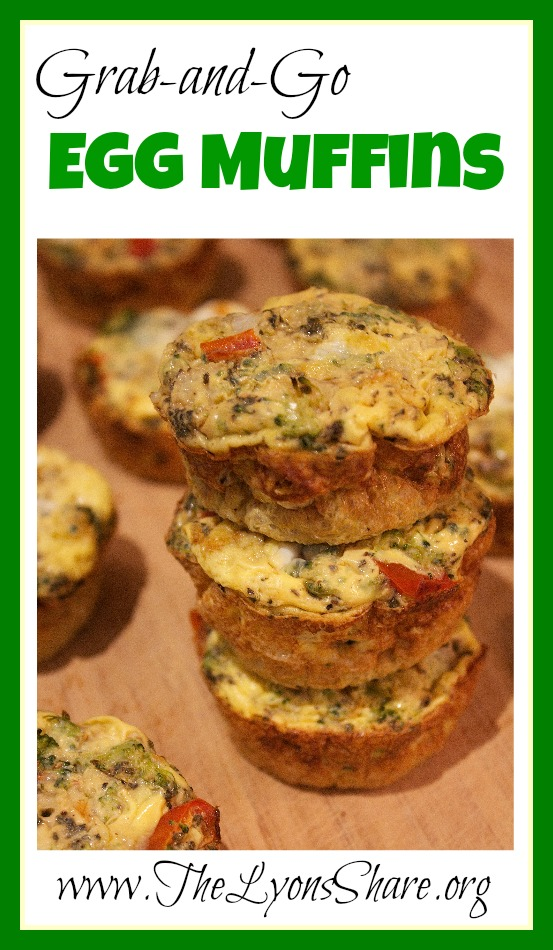 grab and go egg muffins 2
