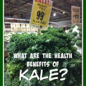 Foodie Friday in a Flash #6: Kale