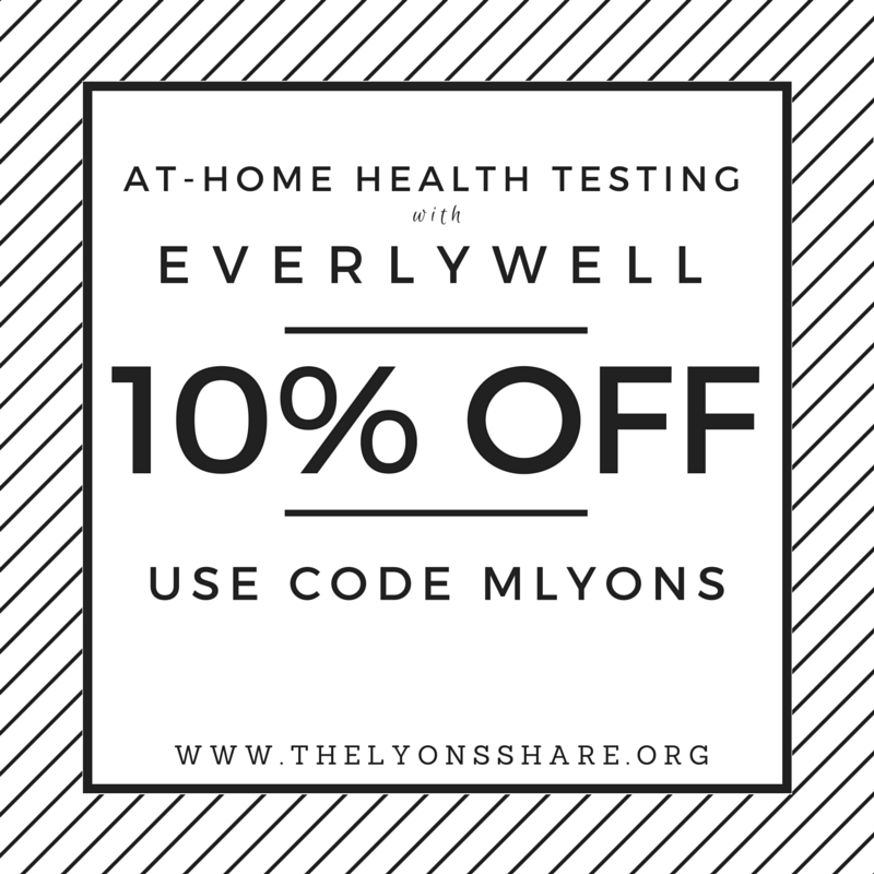 Everlywell coupon code