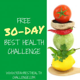 30-Day Best Health Challenge!