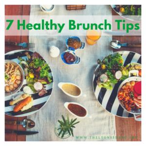 healthy brunch tips