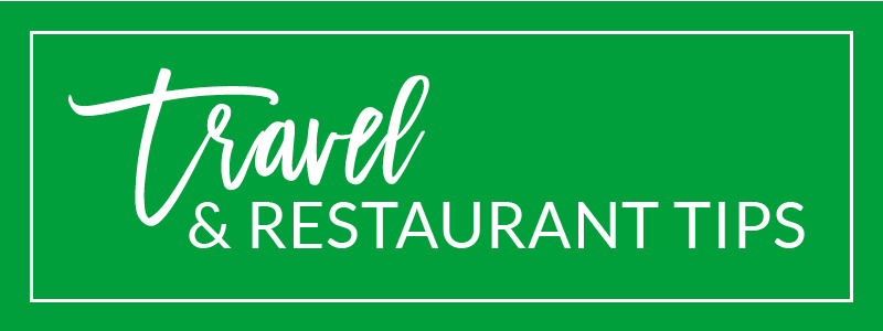 travelandrestauranttips
