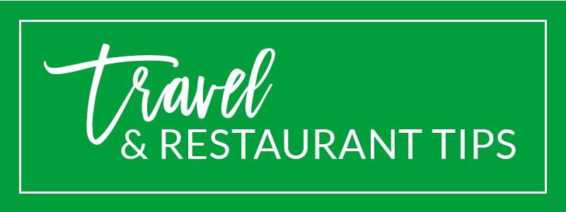travelandrestauranttips