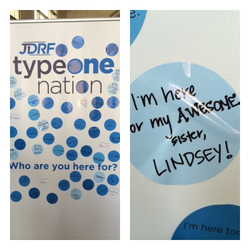 type one nation who are you here for